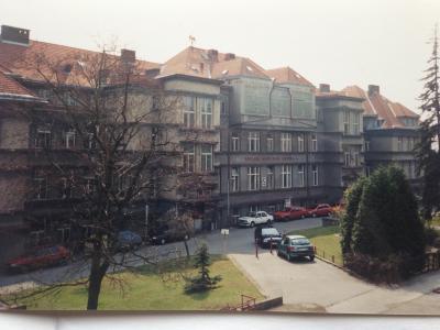 Prague hospital