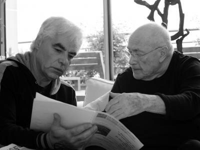 Sam Braun et Patrick Olivier