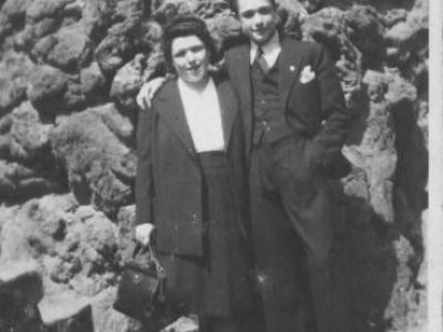 Sam and his mum