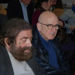 Marek Halter et Charlie Mangel