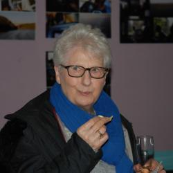 Gilberte Eugénie, association Cercle Mémoire et Vigilance