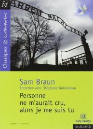 Sam Braun - livre pédagogique
